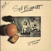 Click here for more info about 'Syd Barrett - 'The Madcap Laughs' And 'Barrett' - VG'