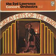 Click here for more info about 'Syd Lawrence - Great Hits Of The 1930s - Volume 1'