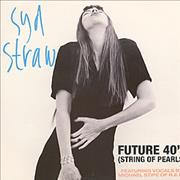 Click here for more info about 'Syd Straw - Future 40's (String Of Pearls)'