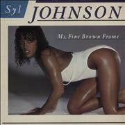 Click here for more info about 'Syl Johnson - Ms. Fine Brown Frame'