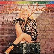 Click here for more info about 'Sylvie Vartan - I Don't Want The Night To End - red vinyl'