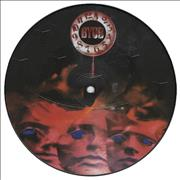 """System Of A Down B.Y.O.B. UK 7"""" picture disc"""