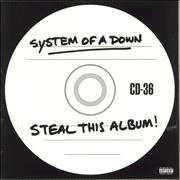 Click here for more info about 'System Of A Down - Steal This Album! - Sealed'