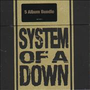Click here for more info about 'System Of A Down - System Of A Down - Sealed Box'