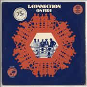 Click here for more info about 'T-Connection - On Fire'