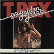 Click here for more info about 'T-Rex / Tyrannosaurus Rex - 20 Golden Greats - Solid Gold Easy Action'