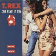 Click here for more info about 'T-Rex / Tyrannosaurus Rex - 20th Century Boy + Glossy Sleeve'