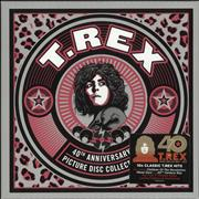 Click here for more info about 'T-Rex / Tyrannosaurus Rex - 40th Anniversary Picture Disc Collection'