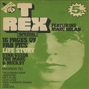 Click here for more info about 'T-Rex / Tyrannosaurus Rex - A Disco 45'