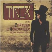Click here for more info about 'T-Rex / Tyrannosaurus Rex - At The Château D'Hérouville - Yellow vinyl'