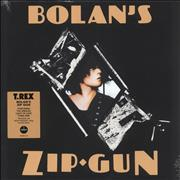 Click here for more info about 'T-Rex / Tyrannosaurus Rex - Bolan's Zip Gun - 180gm Clear Vinyl - Sealed'