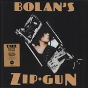 Click here for more info about 'T-Rex / Tyrannosaurus Rex - Bolan's Zip Gun - 180gm Clear Vinyl'
