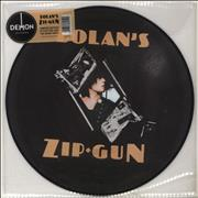 Click here for more info about 'T-Rex / Tyrannosaurus Rex - Bolan's Zip Gun - 180gm Picture Disc'