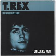 Click here for more info about 'T-Rex / Tyrannosaurus Rex - Childlike Men - Numbered + Sealed'