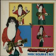 Click here for more info about 'T-Rex / Tyrannosaurus Rex - Christmas Bop - Numbered - EX'