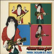 Click here for more info about 'T-Rex / Tyrannosaurus Rex - Christmas Bop - Low Numbered'