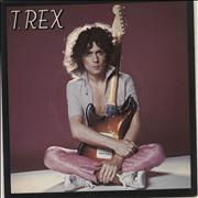 Click here for more info about 'T-Rex / Tyrannosaurus Rex - Crimson Moon - P/S'