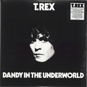 Click here for more info about 'T-Rex / Tyrannosaurus Rex - Dandy In The Underworld - Deluxe Edition - 180 Gram White Vinyl'