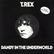 Click here for more info about 'T-Rex / Tyrannosaurus Rex - Dandy In The Underworld - EX'