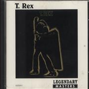 Click here for more info about 'T-Rex / Tyrannosaurus Rex - Electric Warrior'