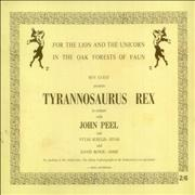 Click here for more info about 'T-Rex / Tyrannosaurus Rex - For The Lion And The Unicorn In The Oak Forests Of Faun'