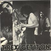 Click here for more info about 'T-Rex / Tyrannosaurus Rex - Get It On + Picture Sleeve'