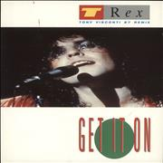 Click here for more info about 'T-Rex / Tyrannosaurus Rex - Get It On [Remix]'