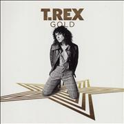 Click here for more info about 'T-Rex / Tyrannosaurus Rex - Gold - 180gm'