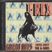 Click here for more info about 'T-Rex / Tyrannosaurus Rex - Great Hits 1972-1977: The A-Sides'