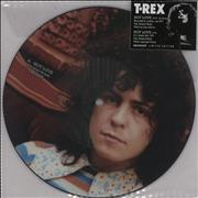 Click here for more info about 'T-Rex / Tyrannosaurus Rex - Hot Love - Alt Version'