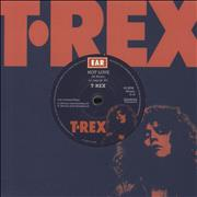 Click here for more info about 'T-Rex / Tyrannosaurus Rex - Hot Love - Red Vinyl'