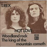 Click here for more info about 'T-Rex / Tyrannosaurus Rex - Hot Love'