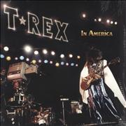 Click here for more info about 'T-Rex / Tyrannosaurus Rex - In America - Translucent Yellow'