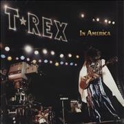 Click here for more info about 'T-Rex / Tyrannosaurus Rex - In America - Translucent Yellow - Sealed'