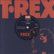 Click here for more info about 'T-Rex / Tyrannosaurus Rex - Jeepster - Blue vinyl'