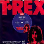 Click here for more info about 'T-Rex / Tyrannosaurus Rex - Laser Love'