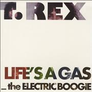 Click here for more info about 'T-Rex / Tyrannosaurus Rex - Life's A Gas - The Electric Boogie'