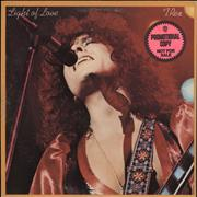 Click here for more info about 'T-Rex / Tyrannosaurus Rex - Light Of Love'