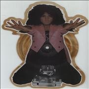 Click here for more info about 'T-Rex / Tyrannosaurus Rex - Metal Guru + Plinth - Tea Stained'