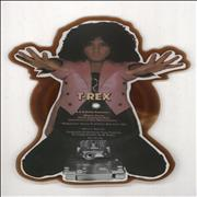 Click here for more info about 'T-Rex / Tyrannosaurus Rex - Metal Guru - Tea Stained'