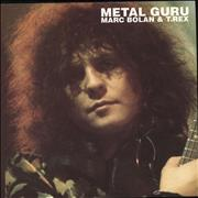 Click here for more info about 'T-Rex / Tyrannosaurus Rex - Metal Guru'