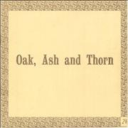 Click here for more info about 'T-Rex / Tyrannosaurus Rex - Oak, Ash and Thorn'