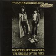 Click here for more info about 'T-Rex / Tyrannosaurus Rex - Prophets, Seers & Sages/ My People Were Fair - EX'