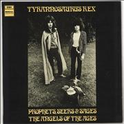 Click here for more info about 'T-Rex / Tyrannosaurus Rex - Prophets, Seers & Sages The Angels Of The Ages - VG'