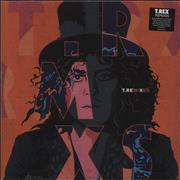 Click here for more info about 'T-Rex / Tyrannosaurus Rex - Remixes - Red Vinyl + Sealed'