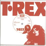 Click here for more info about 'T-Rex / Tyrannosaurus Rex - Ride A White Swan - White Vinyl'