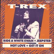 Click here for more info about 'T-Rex / Tyrannosaurus Rex - Ride A White Swan - sealed'