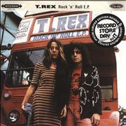 Click here for more info about 'T-Rex / Tyrannosaurus Rex - Rock 'n' Roll E.P. - RSD 2017'