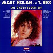 Click here for more info about 'T-Rex / Tyrannosaurus Rex - Solid Gold Boogie Boy'