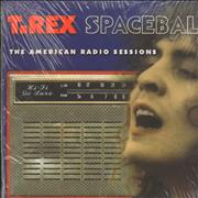 Click here for more info about 'T-Rex / Tyrannosaurus Rex - Spaceball - The American Radio Sessions - Sealed'